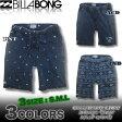 ビラボン BILLABONG メンズ デニムライク スウェット ハーフパンツ ショートパンツ サーフブランド アウトレット AF011-661