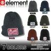 ELEMENTエレメントニット帽子ビーニー