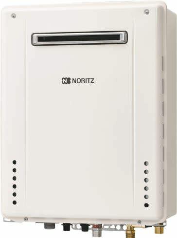 ≪あす楽対応≫ ノーリツ エコジョーズ ガスふろ給湯器24号 GT-C246SAWX BL 都市ガス・LPG選択可能 シンプル(オート) 屋外壁掛設置形:Craseal