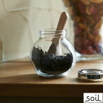COCHA-SAJIK313PKピンク珪藻土衛生的湿気速乾乾燥を保つ茶さじsoilソイル