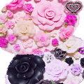 ☆樹脂バラ福袋☆選べる2color「姫系」「小悪魔系」樹脂バラ・お花福袋【メール便可】【RCP】