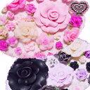 ☆樹脂バラ福袋☆ 選べる2color「姫系」「小悪魔系」樹脂バラ・お花福袋【メール便可】【RCP】