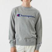 チャンピオントレーナーChampionクルーネックスウェットシャツベーシックアメカジ(C3-H004)
