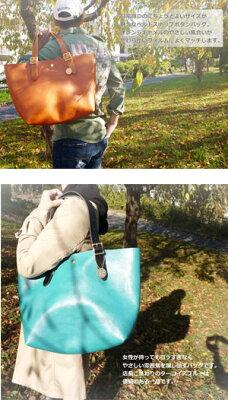 vivificareオリジナルレザーバッグ