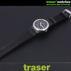 【送料無料】TRASERトレーサーミリタリーウオッチタイプ3ブラック一番スタンダードなモデルですがミリタリー・ウォッチの代表モデルとして人気の高いアイテム【ミリタリーウオッチ】