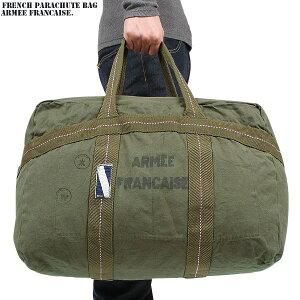 【ミリタリーバッグ】【WIP】新品 フランス軍パラシュートバッグ AMEE FRANCAISE オリーブLARGE...