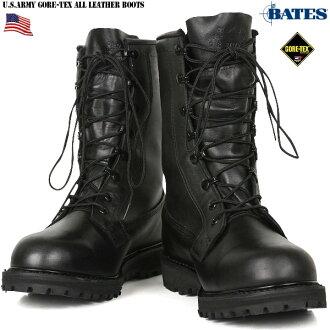 실물 신품 미군 BATES 스틸 GORE-TEX 컴뱃 부츠 US. ARMY 실용 신발 중 에서도 최고봉으로 된 부츠 분리형 오렌지 라이너 정품 방출 품 재고 상자입니다 mss WIP 남성