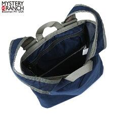 【V】【送料無料】【WIP03】MYSTERYRANCHミステリーランチBOOTYBAGMIDNIGHTトートバッグ、バックパックとして使用できるの2WAYバッグ誰もが驚く、必須のMYSTERYRANCHの傑作