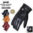 今だけ10%OFF◆Schott ショット 3149026 ウィンター レザーグローブ SHORT Schott ショット グローブ レザーグローブ 柔らかな手触りの上質なカウレザーと 機能的な素材を用いた防寒用グローブ Schott ショット 送料無料 Schott ショット mss WIP メンズ