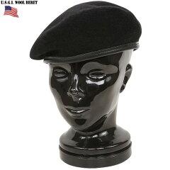 【メンズ】【楽天】【WIP】【ミリタリー 帽子】【ベレー帽】【米軍 アメリカ軍】【軍物】【実物...