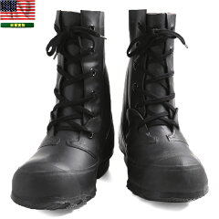 【★WIP】実物 新品 米軍ミッキーマウスブーツ米海軍の甲板用防水ラバーブーツ希少価値が高く探しておられる方も多いラバーブーツ