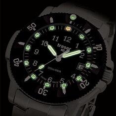 TRASERトレーサー腕時計NAVIGATORSteelP6502.120.32.01★WIPTRASERトレーサー腕時計TRASERトレーサーミリタリーウォッチTRASERトレーサー腕時計TRASERトレーサー