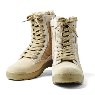 Military boots brand new SWAT side Sipper tactical boots COBRA type sand military boots sabage military boots