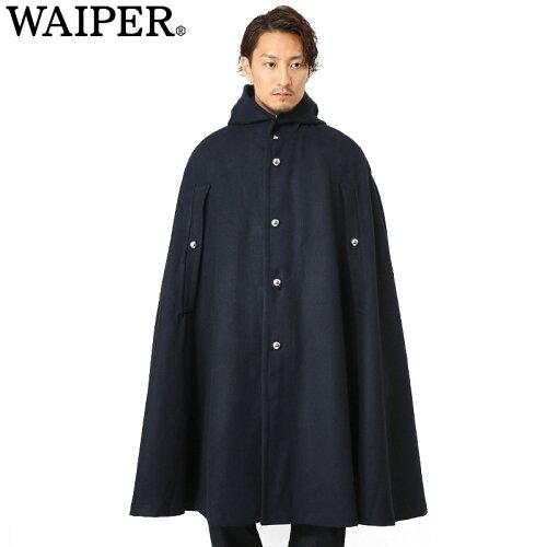 新品 フランス軍 ウールケープ (マント) WAIPER.inc ミリ...