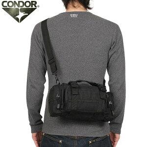 CONDOR コンドル 127 DEPLOYMENT BAG BLACK 【127】 実用的で機能的なバッグ デザイン性もよく使用したときの 使いやすさ、大きさは言うことなしです 【クーポン対象外】 WIP メンズ ミリタリー アウトドア ショルダーバッグ サコッシュ アウトドア ポーチ 敬老の日
