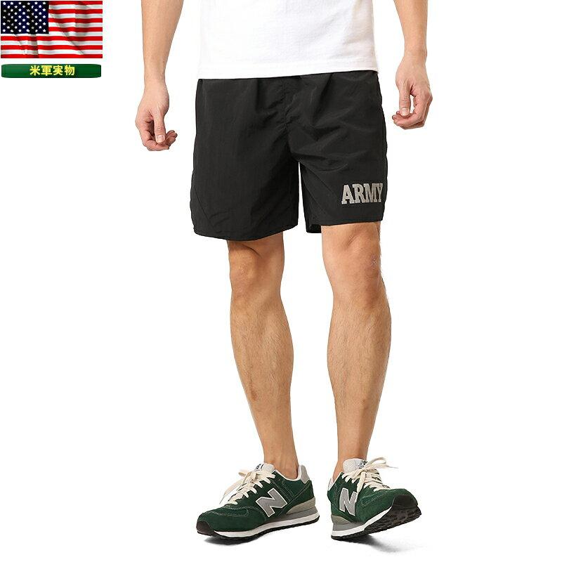 【WIP03】実物新品米軍U.S.ARMYTRAININGショーツ通常のトレーニングからスイミングまで対応したパンツ速乾素材で汗の吸収も抜群です
