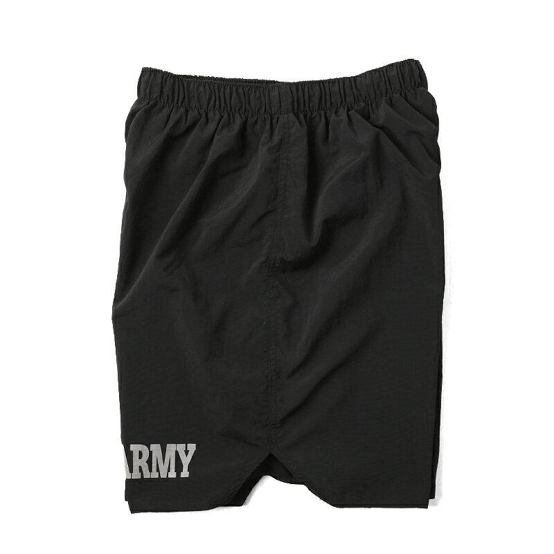 実物新品米軍U.S.ARMYTRAININGショーツ通常のトレーニングからスイミングまで対応したパンツ速乾素材で汗の吸収も抜群ですハーフパンツショートパンツ【ミリタリー】mssWIP新生活