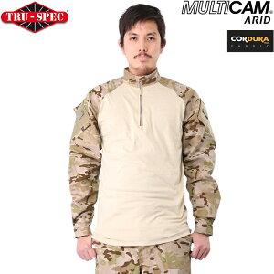 TRU-SPEC トゥルースペックのコンバットシャツ!BDUに代わる新しい規格、ACUタイプのタクティカ...