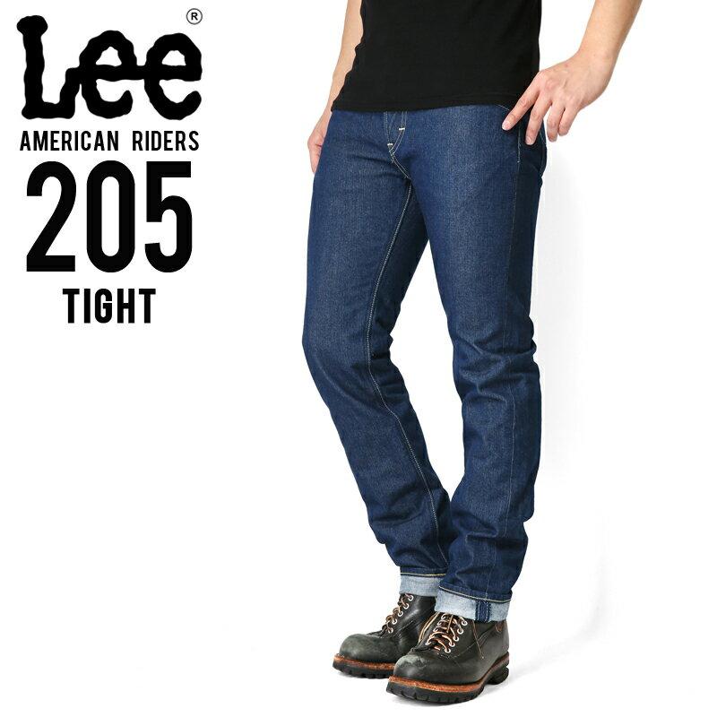 Lee『AMERICANRIDERS205タイトストレート(LM5205)』