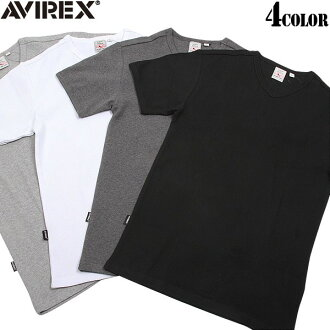 AVIREX avirexl daily wear mini waffle V neck short sleeve T shirt avirex AVIREX