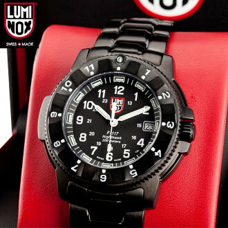 LUMINOX Luminox watch 3402 f-117 NIGHTHAWK represent WIP