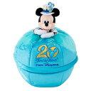 ミッキーミニー柄収納ボックス 2021 20周年記念グッズ おみやげ 東京ディズニーシー