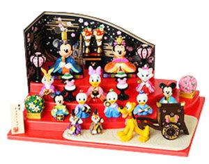 ディズニー リゾート ミッキー ひな人形
