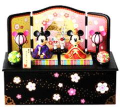 東京ディズニーリゾート 限定アイテムひな人形ディズニー東京ディズニーリゾート 2013雛祭り...