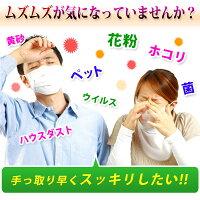 ヨガネティポット鼻洗浄専用花粉の季節にお気軽に鼻うがい花粉対策にもあす楽対応