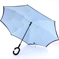 逆さまの傘