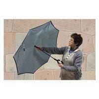逆さまの傘濡れない逆さ傘UVカット逆さに開く傘体に水がつかない手が濡れない傘が独立して立つ