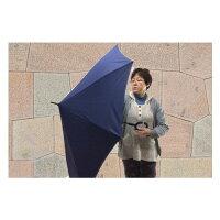 アンブレラ革命逆さま傘濡れない逆さ傘UVカット逆さに開く傘体に水がつかない手が濡れない傘が独立して立つ紫外線もカット車の乗り降り超便利