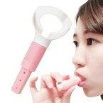 【送料無料】腹式呼吸マスター 吸って吐くだけ 簡単トレーニング マウスピース インナーマッスルへの刺激 ダイエッターサポート 横隔膜を上下に動かし大量の酸素を取り込める腹式呼吸