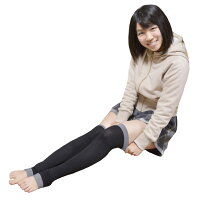 【500円雑貨】着圧美脚補正ナイトソックス寝ている間に脚スッキリ寝ている間も普段のオシャレにも着圧美脚補正レギンス