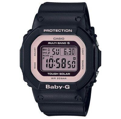 CASIO 腕時計 BABY-G ベビージー 電波ソーラー    20気圧防水BGD-5000-1BJF    レディース