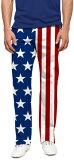 【激安】LOUDMOUTH ラウドマウスゴルフStars & Stripes StretchTech ストレッチ ロングパンツ ジョン・デーリー着用 US直輸入!