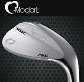 モダート Modart MWC T55 WEDGE ウェッジ へッド単体 +カスタムシャフト装着!