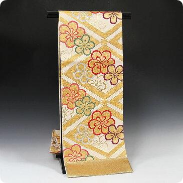 振袖用正絹袋帯【浅田叡一織物謹製】