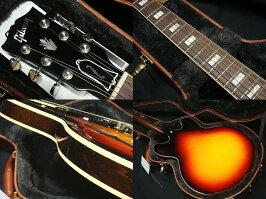 GibsonMemphisES-335PLAINTOP2015SunsetBurst【送料無料】【新品】