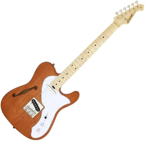 LEGENDLTE-69TLNシンラインテレキャスタータイプレジェンドナチュラルエレキギター 初心者    新品