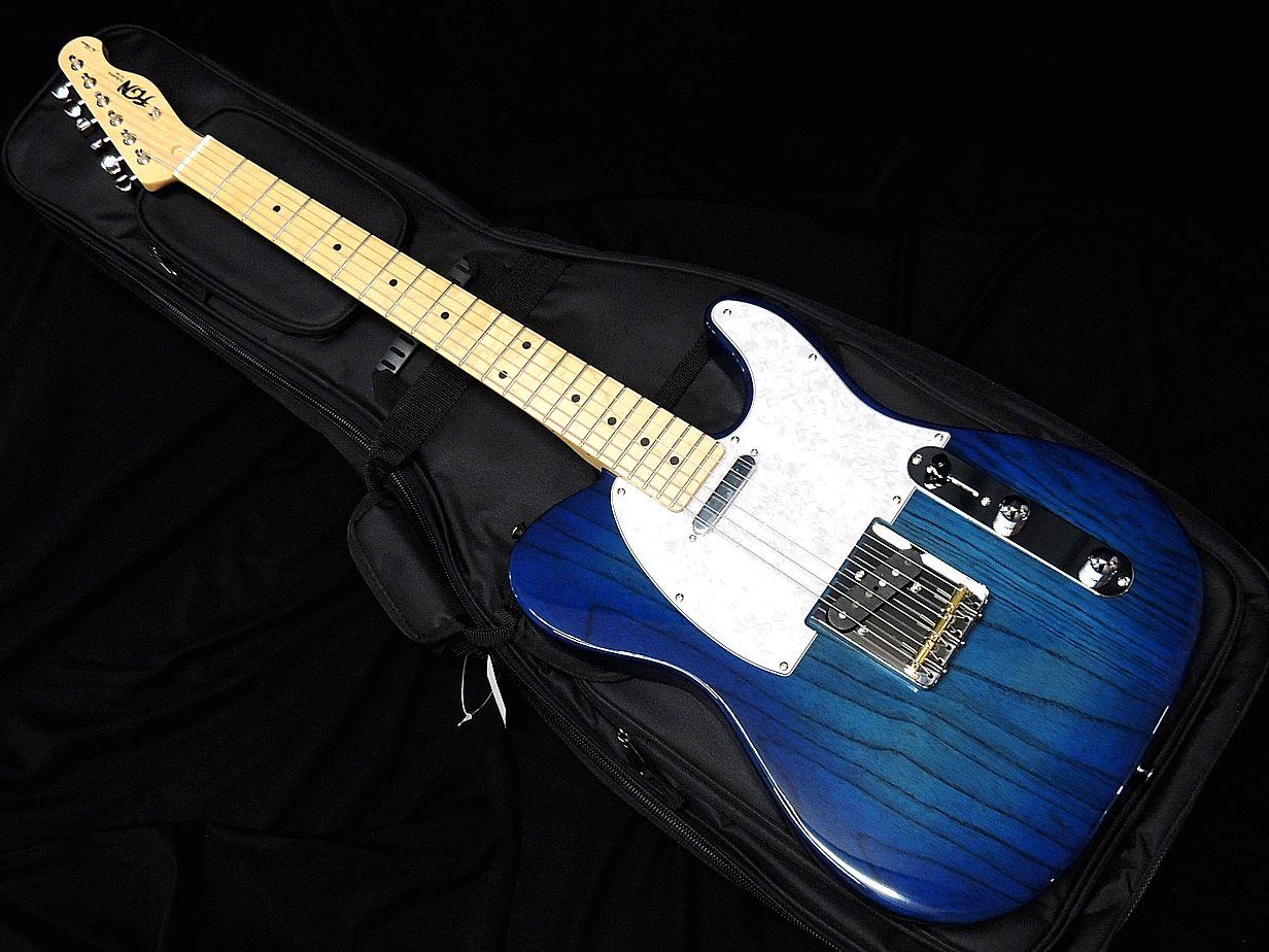 ギター, エレキギター FGN FUJIGEN NTL10MAH-SBB Neo Classic SERIES
