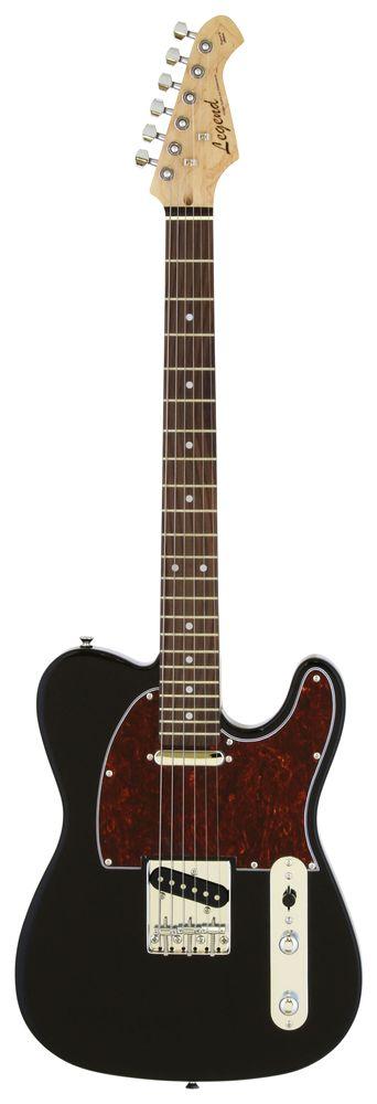 ギター, エレキギター Legend LTE-Z TT BK