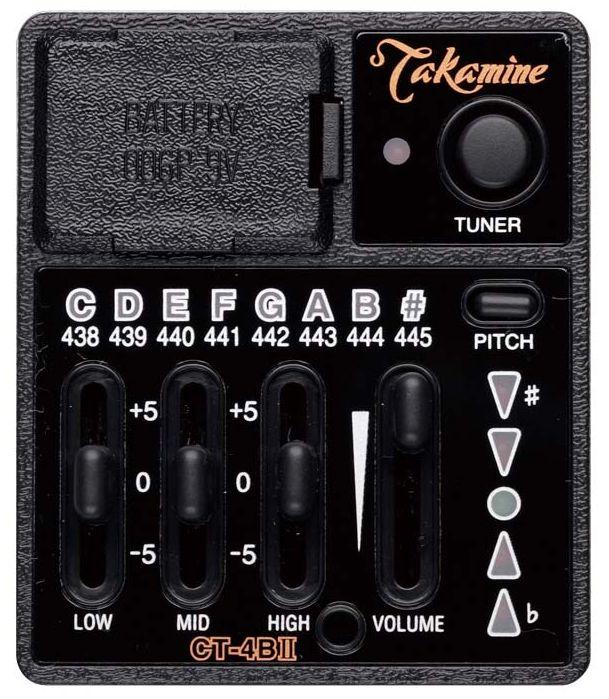 ギター用アクセサリー・パーツ, アンプ Takamine CT-4B2 PTU Takamine