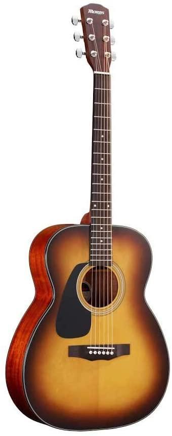 ギター, アコースティックギター Morris F-350 LH TS