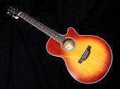 TakaminePTU121CFCBタカミネアコースティックギターエレアコフェイデッドチェリーバースト【新品】【送料無料】