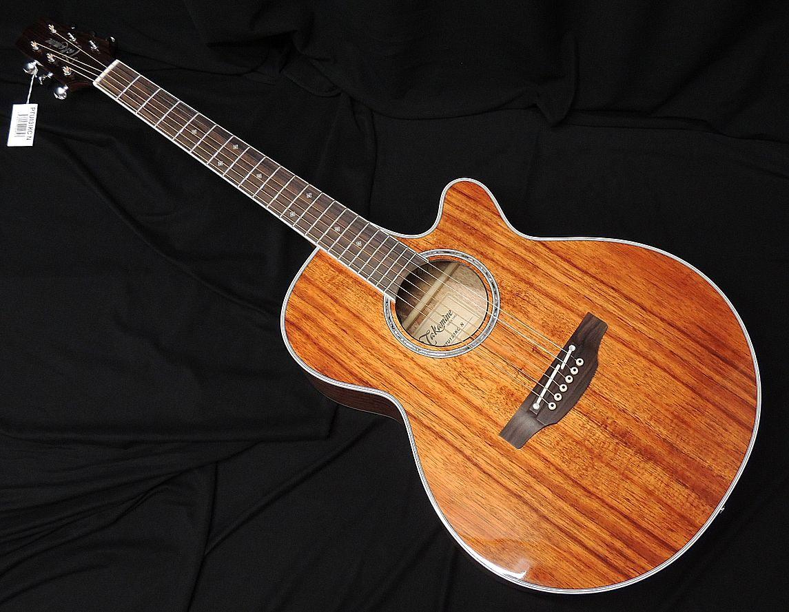 ギター, エレアコギター Takamine PTU131KC N KOA