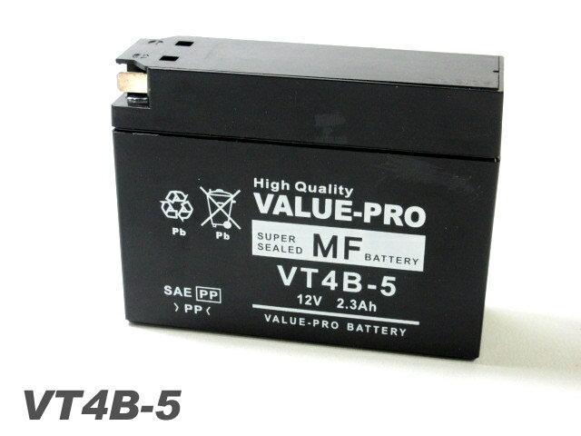 バイク用品, バッテリー VT4B-5GT4B-5 ValuePro 9603- 3KJ 9603- 3KJ 0512- SA08J 3YJ 3YK SA01J SA04J SA13J