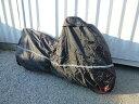 【6Lサイズ】 車体カバー タフタ素材 反射テープ 盗難 風飛 ムレ防止◆大型アメリカン ハーレー ロイヤ...