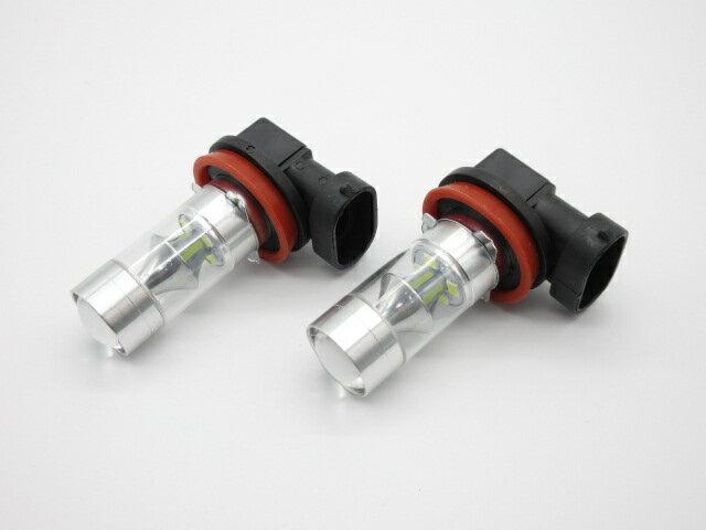 ライト・ランプ, フォグランプ・デイランプ H8 60W LED R JB MR D3 RP 51 CR-Z N-BOX N-ONE RC Z12