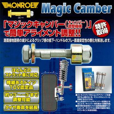 モンロー マジックキャンバー MC117 [プリウスα AVW40W/ZVW41W] 送料無料